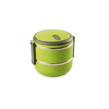 Lunch box ronde 2 compartiments
