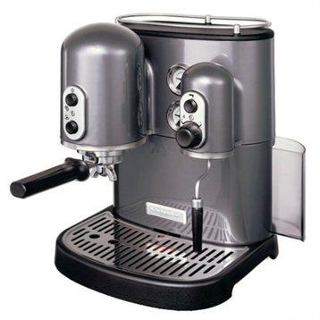 Machine à café espresso artisan gris métallisé pour 876€