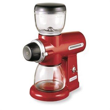 Broyeur à café artisan rouge empire pour 185€