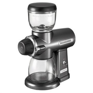 Broyeur à café artisan gris métallisé pour 185€