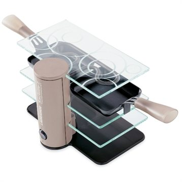 Raclette transparence 2 pers. pour 34€