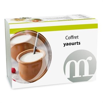 Coffret yaourts pour 30€