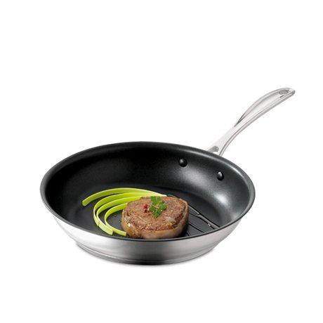 Po le chef rev tue lisse 26 cm beka po les de cuisson - Poele de top chef ...