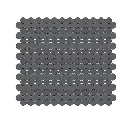 tapis fond vier gris egouttoir vaisselle accessoires vier organisation de la cuisine. Black Bedroom Furniture Sets. Home Design Ideas