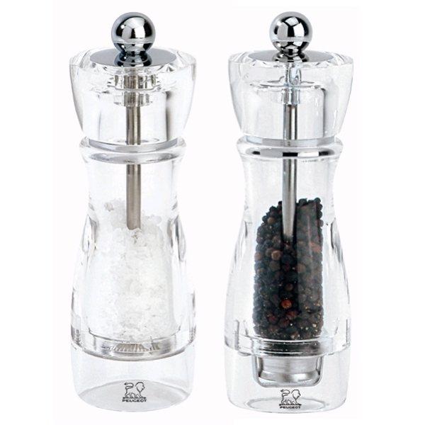 duo vittel sel et poivre peugeot moulins et boules pices ustensiles de cuisine. Black Bedroom Furniture Sets. Home Design Ideas