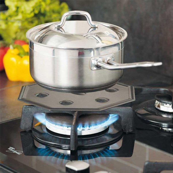 Diffuseur mijoteur tous feux simmermat fours et plaques de cuisson electr - Diffuseur de chaleur gaz ...
