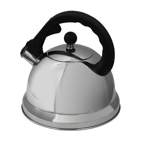 bouilloire inox sifflet 3l bouilloires et th i res pr paration des boissons. Black Bedroom Furniture Sets. Home Design Ideas