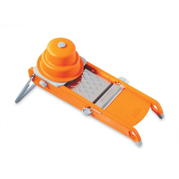 Mandoline swing orange de buyer mandolines de cuisine for Prix mandoline cuisine