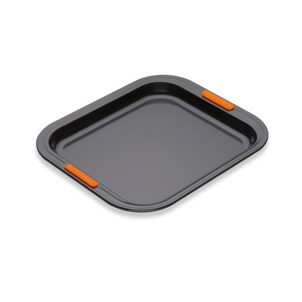 plaque de cuisson p tiliss rectangulaire 31 cm le creuset moules et plaques en m tal. Black Bedroom Furniture Sets. Home Design Ideas