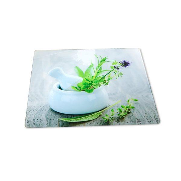 plaque d corative jardin de fines herbes rangements et d coration de cuisine maison et. Black Bedroom Furniture Sets. Home Design Ideas