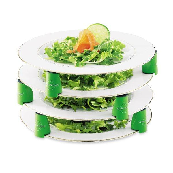 9 empileurs espaceurs d assiettes vaisselle et service for Assiette de decoration