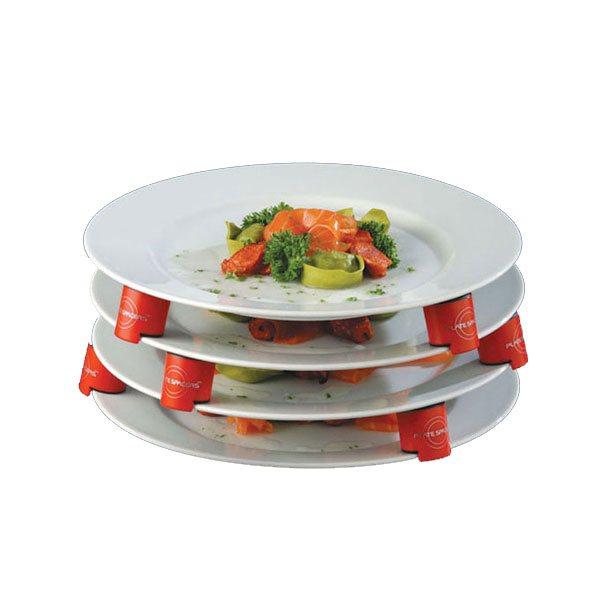 9 espaces assiettes rouges vaisselle et service table. Black Bedroom Furniture Sets. Home Design Ideas