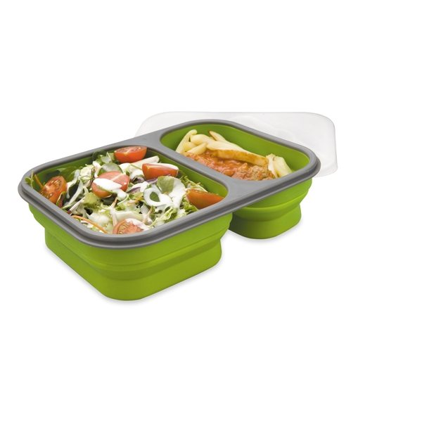 Lunch box r tractable 1 5 l bo tes de conservation ustensiles de cuisine - Conservation plat cuisine ...