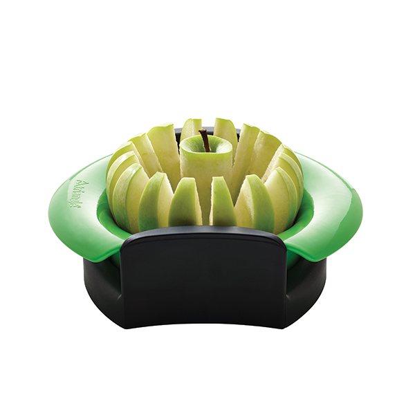 Coupe pommes 16 quartiers coupe fruits herbes et - Decoupe legumes coupe legumes oignons et fruits ...