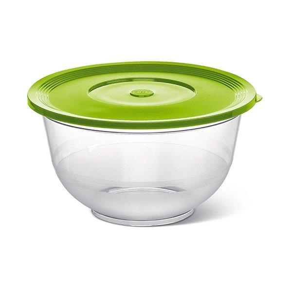Saladier superline avec couvercle herm tique vert 26 cm for Art et cuisine chaudron line