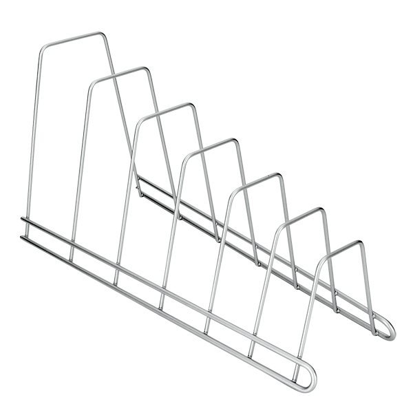 Porte 6 couvercles cricket rangement de placards et Porte couvercle casserole