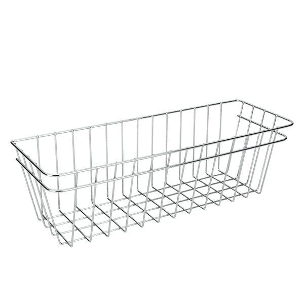 panier de cuisine multiservices chrome etag res et crochets de cuisine organisation de la. Black Bedroom Furniture Sets. Home Design Ideas