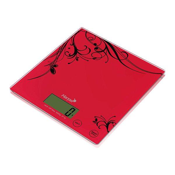 Balance Ultra Plate De Cuisine Rouge 5kg Balances Et