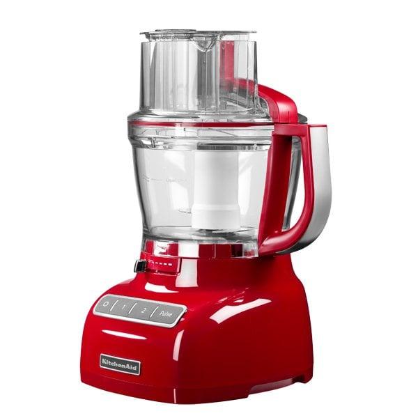 Robot m nager rouge 3 1 l 300 w kitchenaid robots de - Robot de cuisine kitchenaid ...