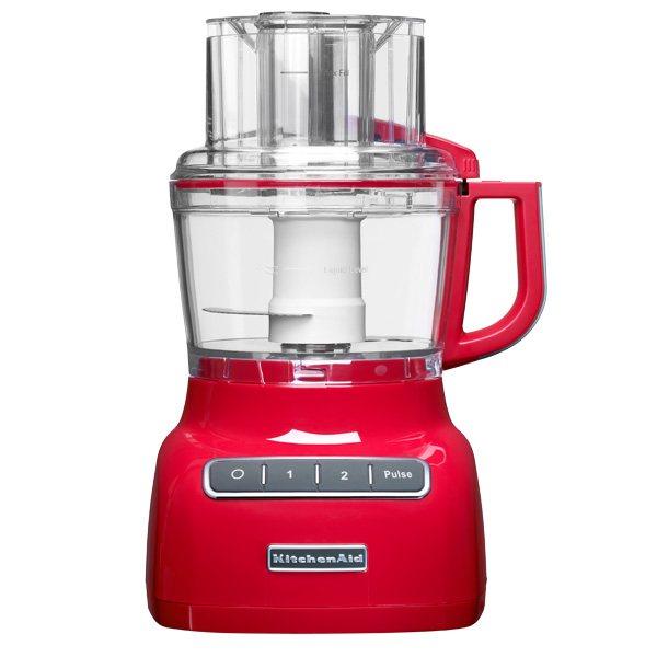 Robot m nager 2 1 l rouge kitchenaid robots culinaires - Livre cuisine kitchenaid ...