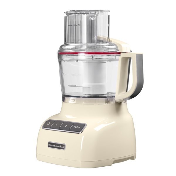 Robot m nager 2 1 l cr me kitchenaid robots de cuisine for Avis sur robot kitchenaid