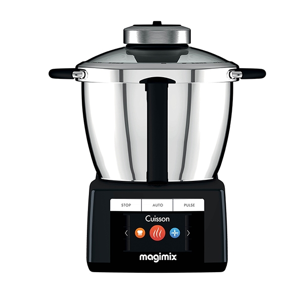 robot cook expert noir magimix robots de cuisine multifonctions electrom nager. Black Bedroom Furniture Sets. Home Design Ideas