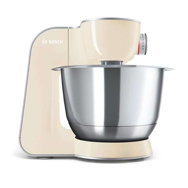 Robot multifonctions kitchen machine mum5 1000 w vanille - Robot de cuisine bosch mum5 ...