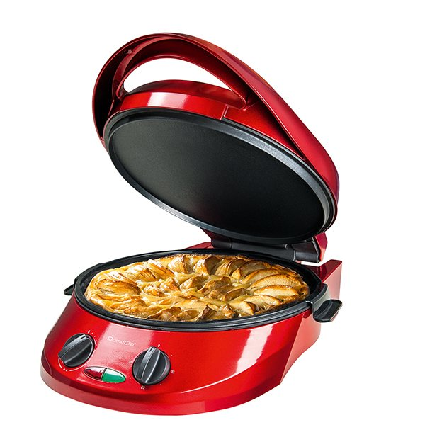 Grill Tourtiere Multifonction Moule Silicone Domoclip