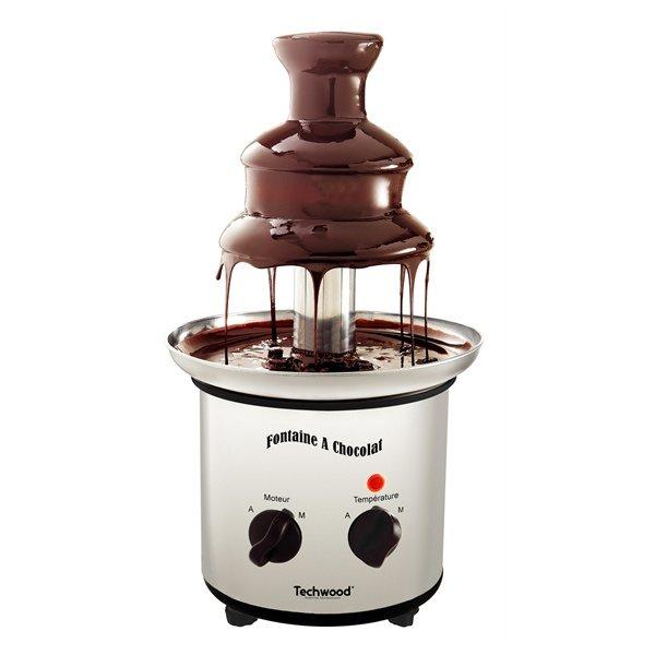 fontaine chocolat lectrique 750ml raclettes fondues et cuisine conviviale petit. Black Bedroom Furniture Sets. Home Design Ideas