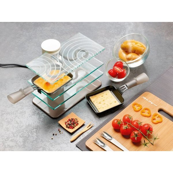 appareil raclette transparent 2 personnes lagrange raclettes fondues et cuisine conviviale. Black Bedroom Furniture Sets. Home Design Ideas