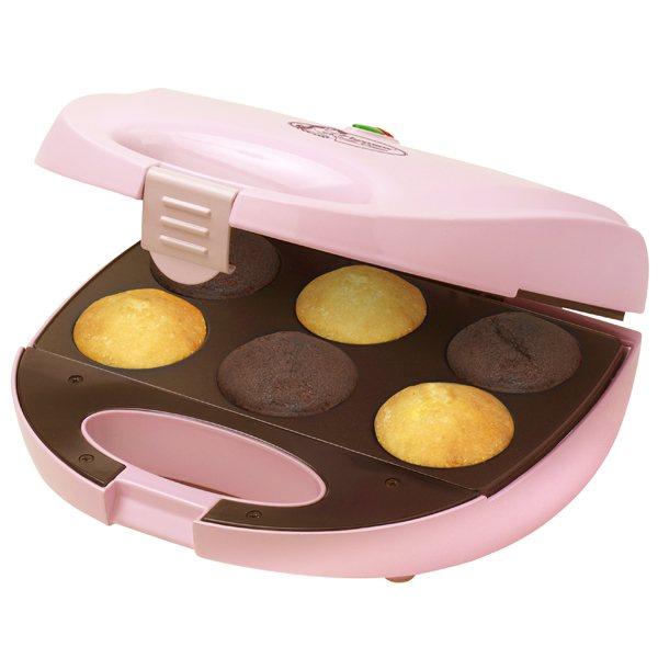 appareil cupcake bestron cr pi res gaufriers et croque monsieurs electrom nager. Black Bedroom Furniture Sets. Home Design Ideas