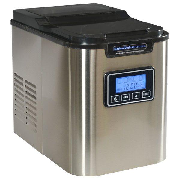 machine gla on programmable kitchen chef pro sorbeti res turbines machines gla on. Black Bedroom Furniture Sets. Home Design Ideas