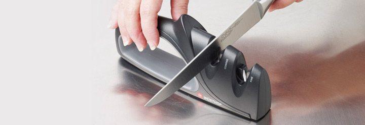 Bien choisir son aiguiseur de couteaux - Comment bien aiguiser un couteau ...