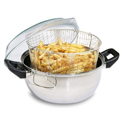 Friteuse traditionnelle 26 cm