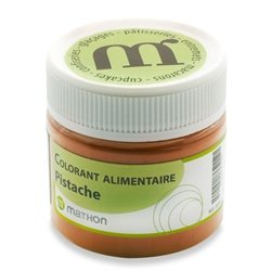 Colorant Alimentaire de synthèse Pistache Mathon