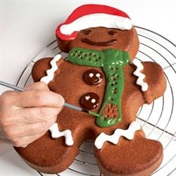 Moule silicone Gingerman 29,5 cm