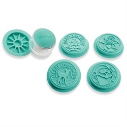 Kit à cookies Wonder Stamp Noël Silikomart