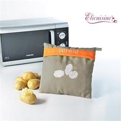 Mat riel de cuisson for Cuire des pommes de terre au micro ondes sac plastique
