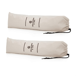 Lot de 2 sacs à baguette Mathon