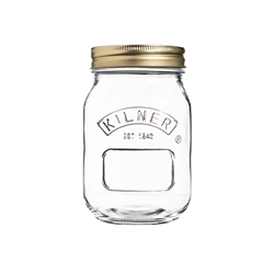 Bocal de conservation 500ml Kilner