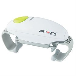 Ouvre-bocal automatique One Touch blanc One Touch