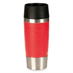 Travel Mug isotherme Rouge Emsa