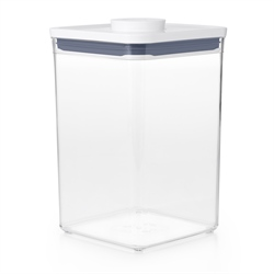 Boite de conservation grand carré 4,2 L POP OXO