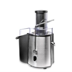 Centrifugeuse large cheminée 850 W Kitchen Chef Professional