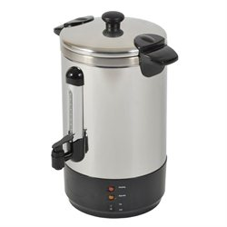 Percolateur à café pour 80-100 tasses - 15 L Kitchen Chef Professional