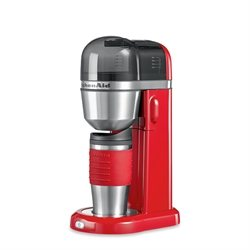 Cafetière individuelle Mug rouge kitchenaid