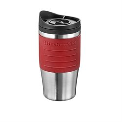 Mug isotherme rouge kitchenaid