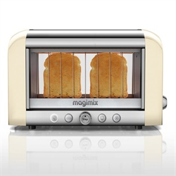 Toaster vision panoramique Ivoire 11539 Magimix