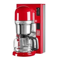 Infuseur à café programmable rouge 1,18 L kitchenaid