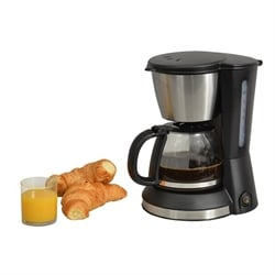 Cafetière filtre 6 tasses 550 W Kitchen Chef Professional